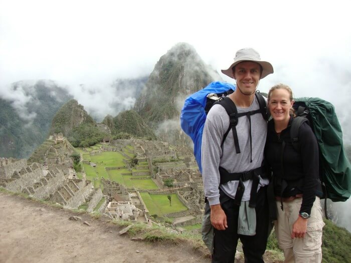 Hiking at Sun Gate - Machu Picchu - more money or more options?