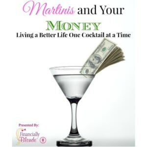 Martinis and Your Money Logo