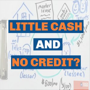Little cash no credit - Credit Partners - featured image