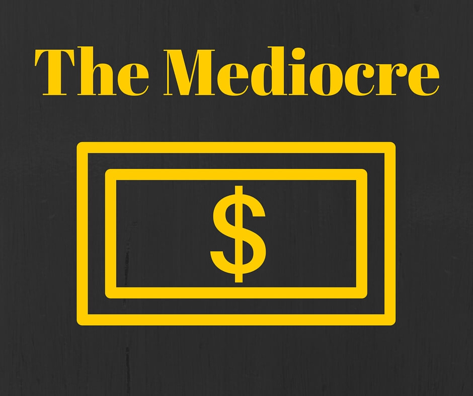 The Mediocre Assets
