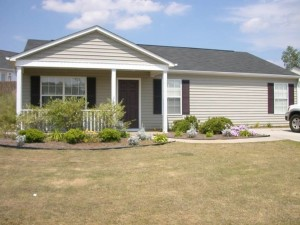 investment rental house