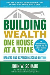 Book cover - Building Wealth One House at a Time