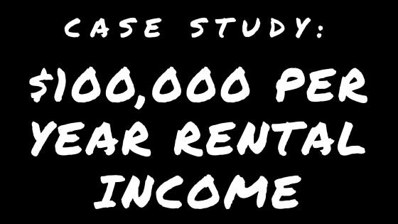 Case study 100 000 per year rental income coach carson for Case costruite per 100k