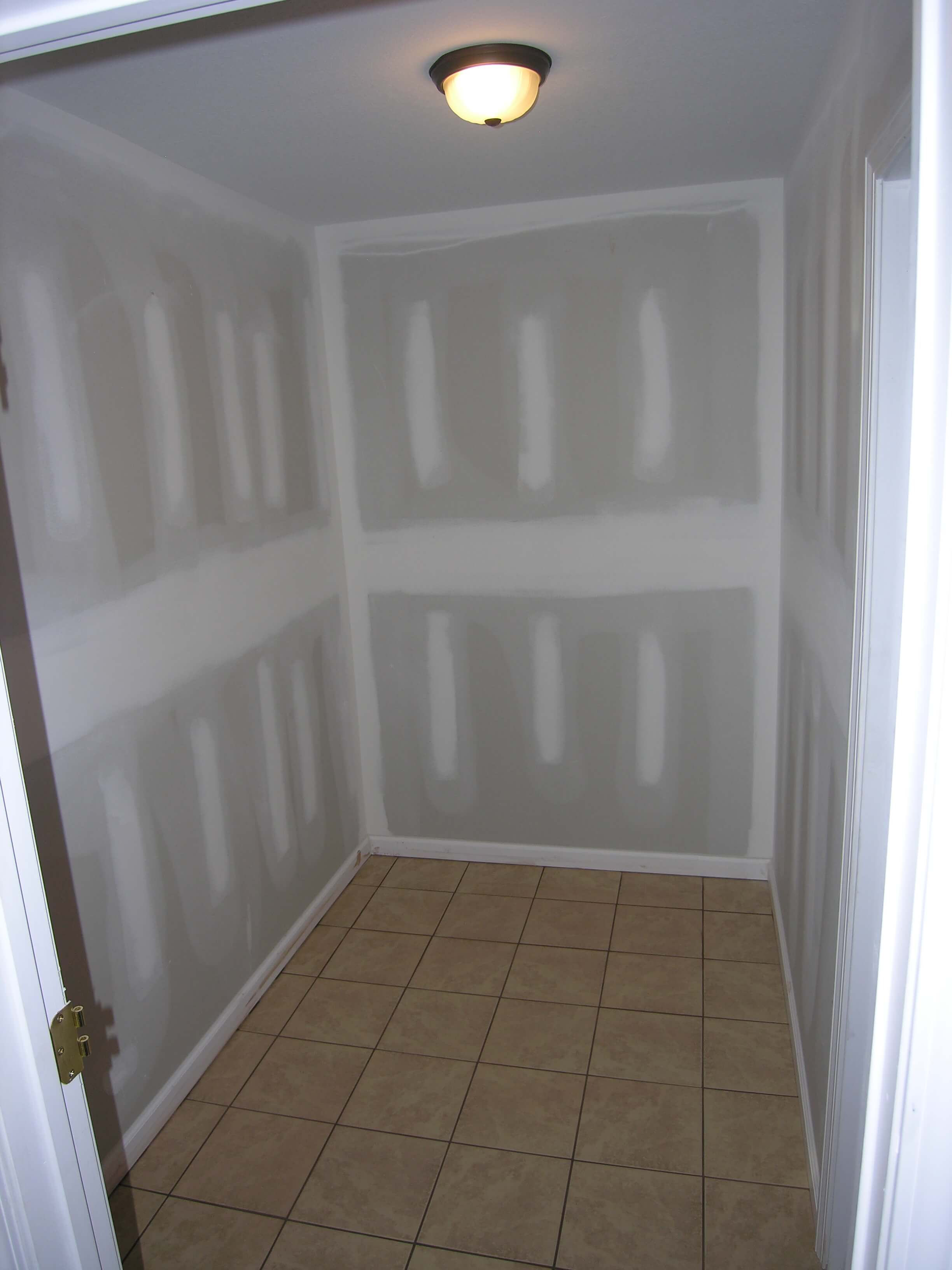rental house appreciation - remodel - walk-in closet