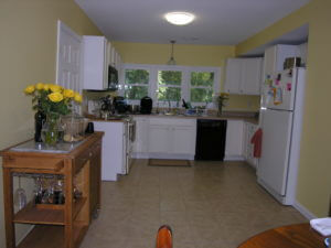 rental house appreciation - Kitchen - after