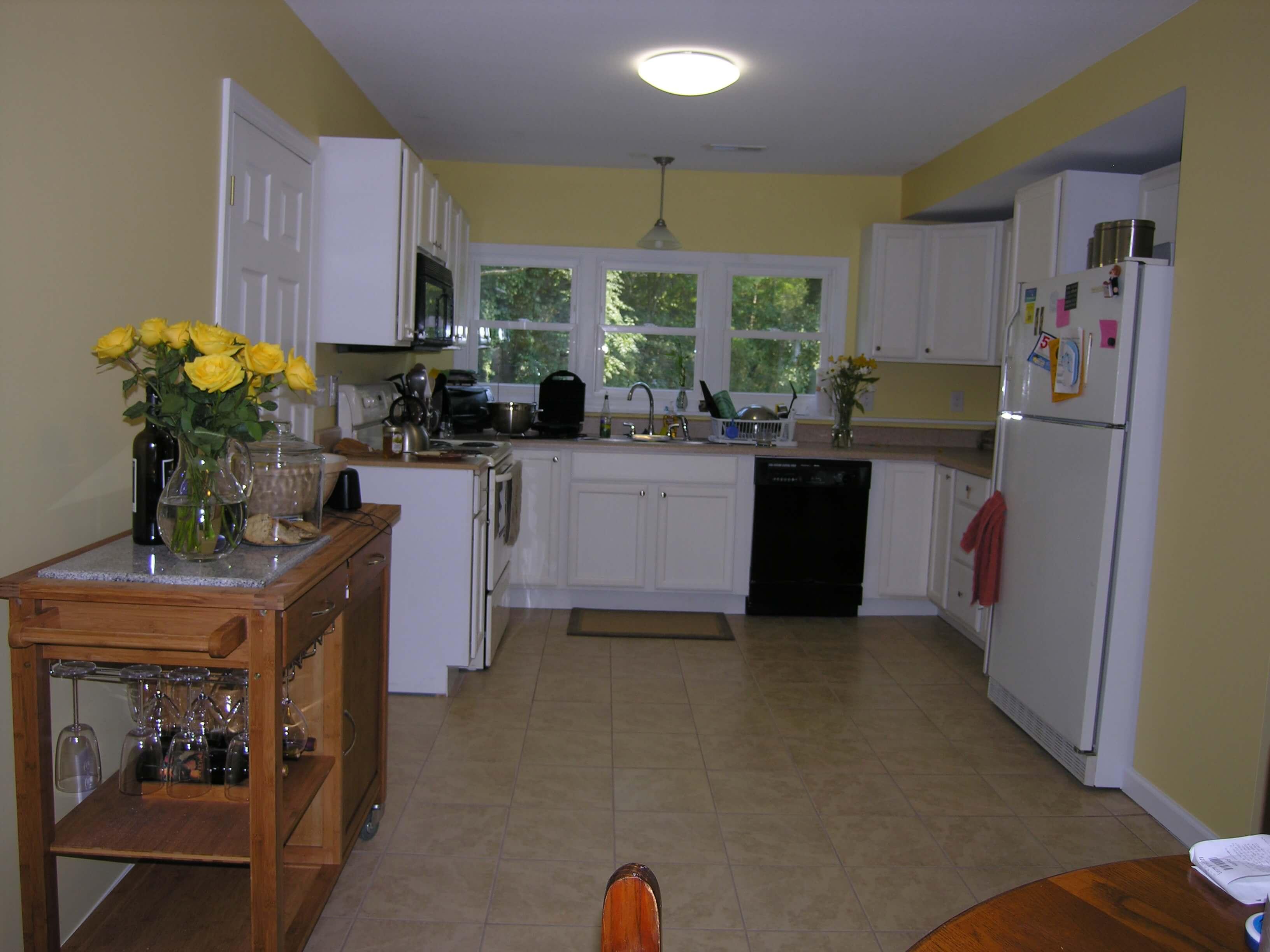 rental house appreciation - Kitchen - after