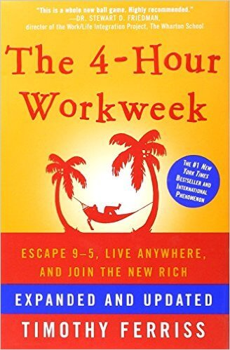 book review - 4-hour workweek