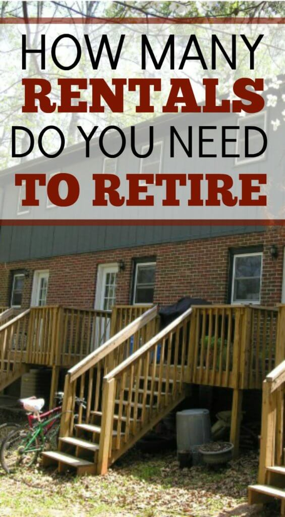 Retire Early With Rental Properties