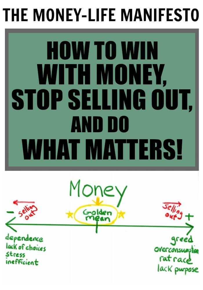 The Money-Life Manifesto - by Chad Carson
