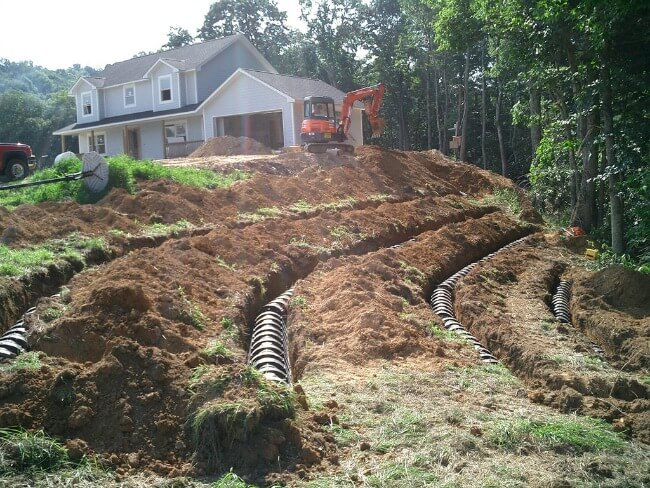 septic system - - followers don't make money - how to buy properties other's won't