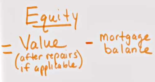 Equity equation - How to run the numbers For Rental Properties