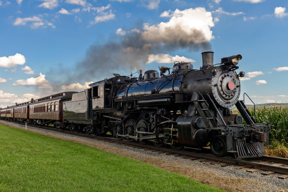 Steam train engine - How to Run the Numbers For Rental Properties - Back-Of-The-Envelope Analysis