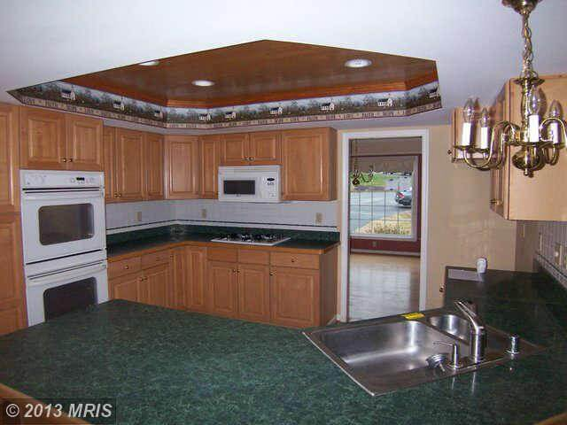 kitchen - old house - before - How a Busy Mom Found Financial Freedom Through Real Estate Investing