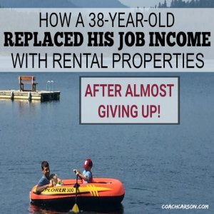 Featured Image - How a 38-Year-Old Replaced His Job Income With Rentals