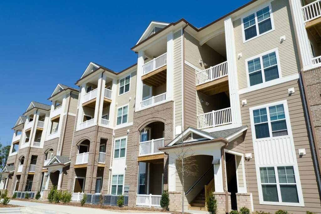 Class B apartment building - Where to Buy an Investment Property