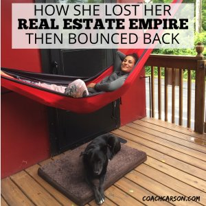 Social image - How She Lost Her Real Estate Empire Then Bounced Back