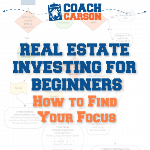 featured image - Real Estate Investing For Beginners - How to Find Your Focus