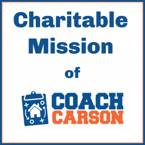 featured image - charitable image of Coach Carson, LLC