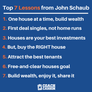 John Schaub - 7 lessons